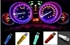 Picture of 10 x T5 LED Super Dashboard Bulbs 5 colour