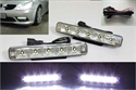 Picture of 5 LED HIGH POWER SUPER WHITE DAYTIME LIGHTS