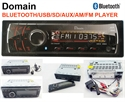 Picture of DOMAIN CAR STEREO BT /USB/AUX-IN/