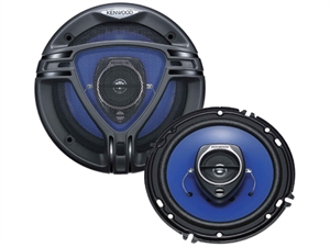"Picture of KENWOOD KFC-M1632A 6.5""  260w 3 ways SPEAKERS"