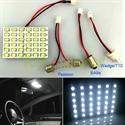 Picture of 36 LED white 1020 Panel lights T10/BA9S/Festoon