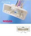 Picture of NISSAN Radio Wire Harness Stereo Wiring - Female