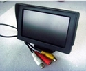 """Picture of Car 4.3"""" LCD Monitor 12V"""