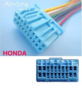 Excellent Icool Honda Radio Wire Harness Stereo Wiring Male Wiring 101 Akebretraxxcnl
