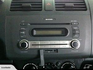 Picture of Suzuki Swift Genuine Stereo CD/AUX/SD/NZ FM Radio