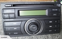 Picture of NISSAN Genuine Stereo tiida note