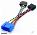 Picture of HONDA Wire Harness Stereo Wiring - Female ISO